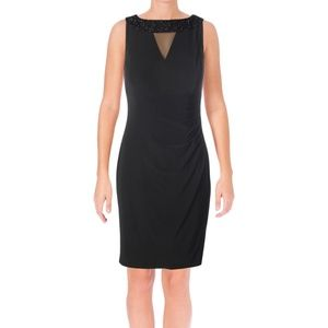 American Living Womens Beaded Day To Night Dress